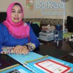 Sekretaris BPKAD Kota Pekanbaru, Yulianis