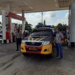 Polsek Pangkalan Kerinci Gelar Patroli C3, Petugas Sisir Pusat Keramaian
